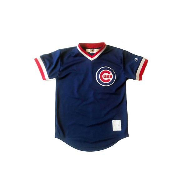 "new product 5bf60 99267 YOUTH Chicago Cubs ""R. Sandberg"" Jersey"